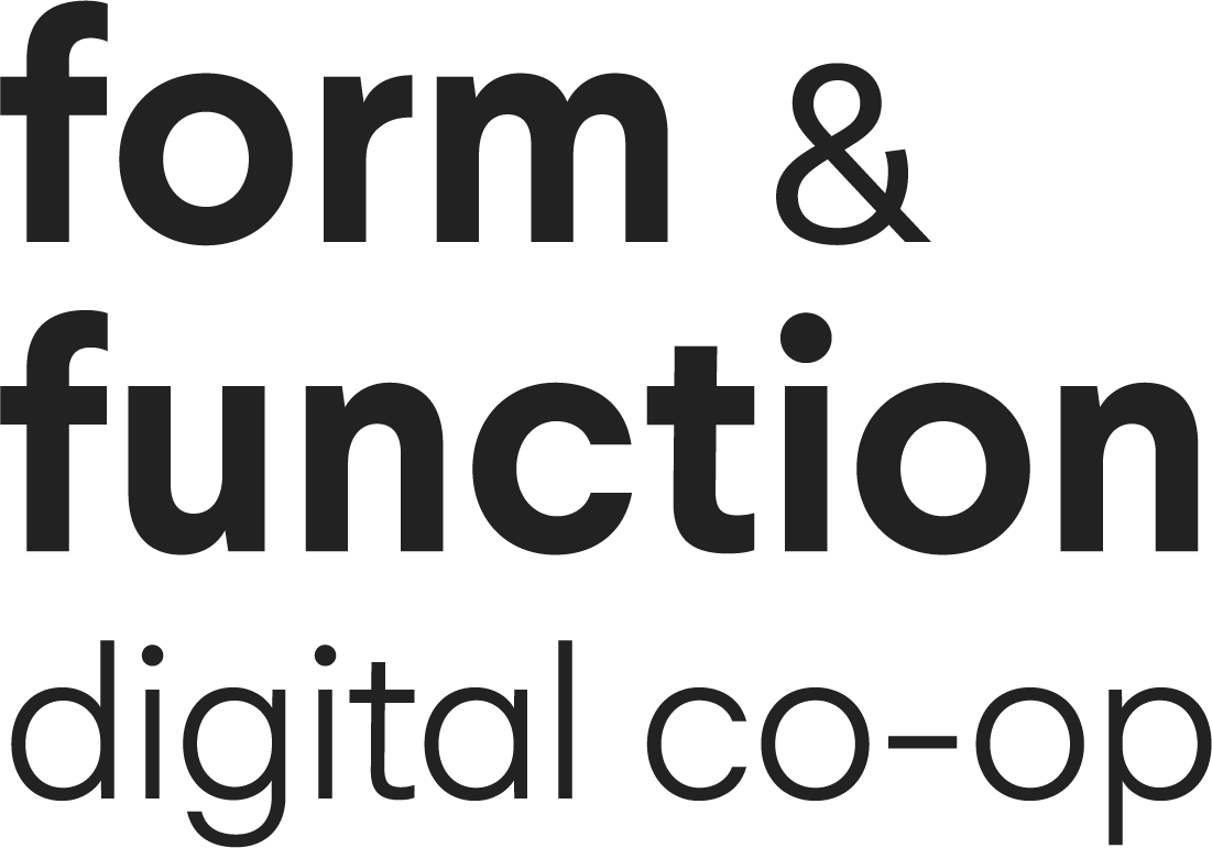 Form & Function Digital Co-operative